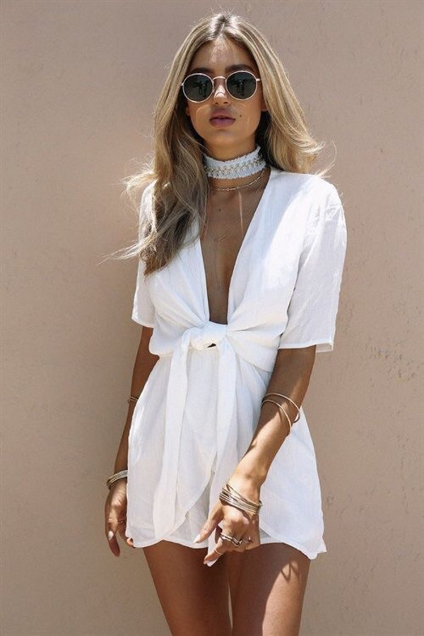 451ad92a0b dress boho boho dress white white dress hoco dress pretty teenagers  sunglasses summer dress summer spring.