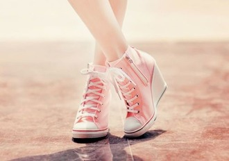 shoes pink shoes girly shoes high heels girl