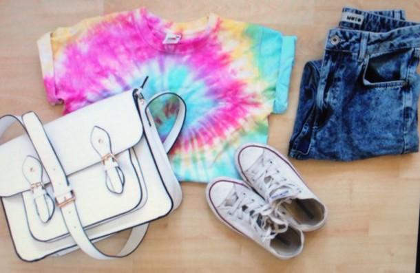 bag white purse