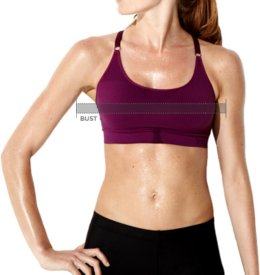 Women's UA HeatGear Alpha Sports Bra