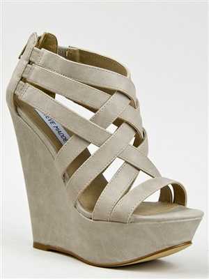 7a0857489f6 Steve Madden XCESS Strappy Wedge Sandal | Shop Steve Madden Shoes