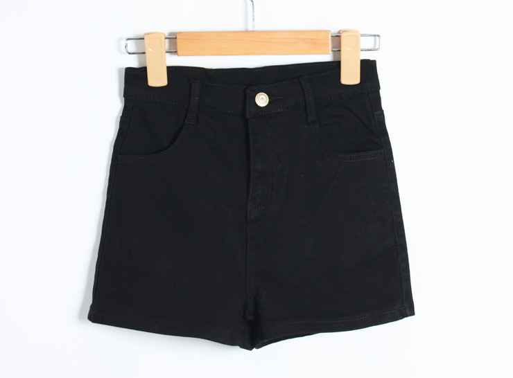 shorts jeans shorts das calças de brim de outono e inverno alta cintura shorts jeans para as mulheres frete grátis em Shorts - Feminino de Roupas & acessórios no AliExpress.com | Alibaba Group