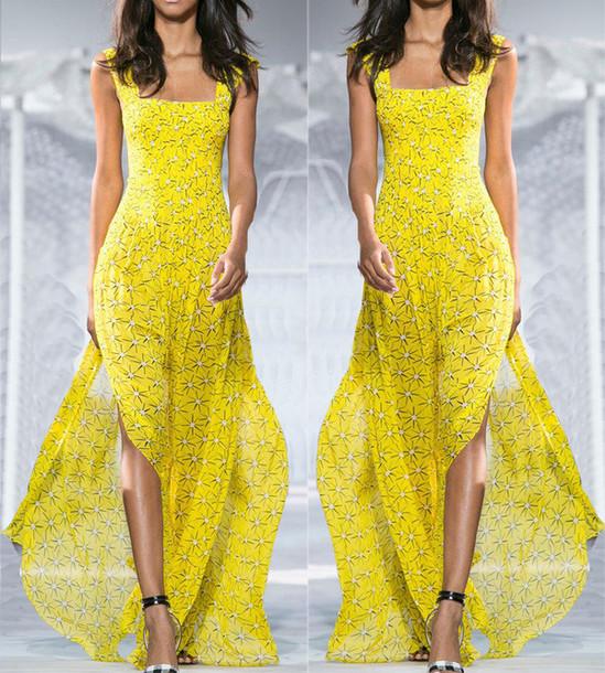 75867ce6ba dress maxi dress 2015 summer maxi dress 2015 beach dress floral drress  sundress casual dress cocktail