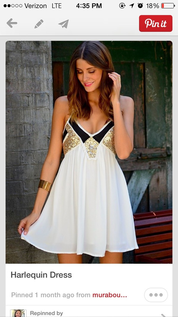 dress white dress sequin dress spagetti straps cute dress homecoming dress homecoming