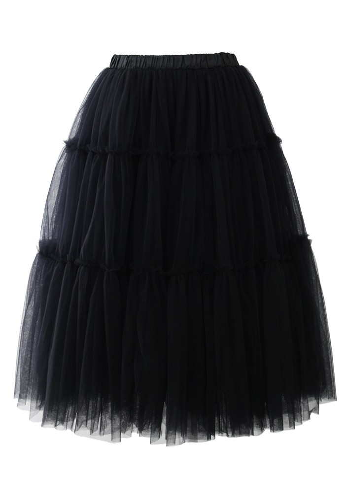 Truly tulle skirt