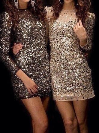 dress sparkle glitter