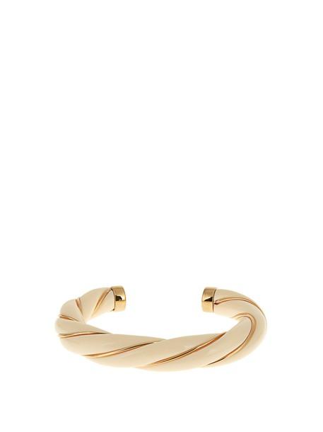 AURELIE BIDERMANN cuff gold jewels