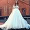 Elegant tulle ball gown wedding gowns with lace appliques sweep train bridal dress popular vintage sweetheart princess wedding dresses 2016 wedding ball gowns wedding dreses from lovemydress, $168.48| dhgate.com