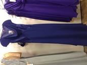 dress,prom elegant navy,classy
