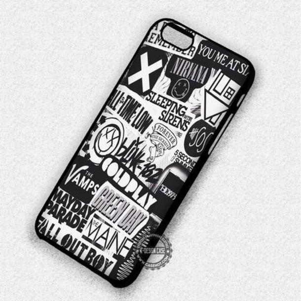 phone cover music band logo nirvana coldplay iphone cover iphone case iphone 4 case iphone 4s iphone 5 case iphone 5s iphone 5c iphone 6 case iphone 6s iphone 6 plus iphone 7 case iphone 7 plus case