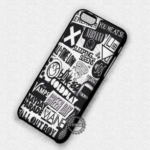 phone cover music band logo nirvana coldplay iphone cover iphone case iphone 4 case iphone 4s iphone 5 case iphone 5s iphone 5c iphone 6 case iphone 6s iphone 6 plus iphone 7 case iphone 7 plus case