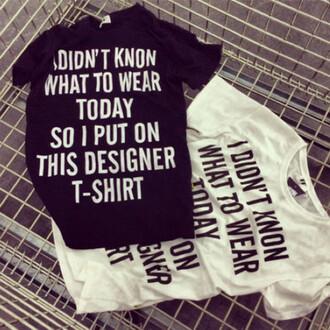 t-shirt black tee shirt