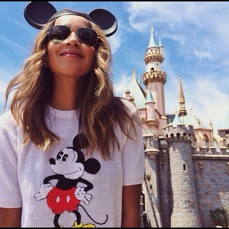 sincerely jules disney pullover mickey mouse