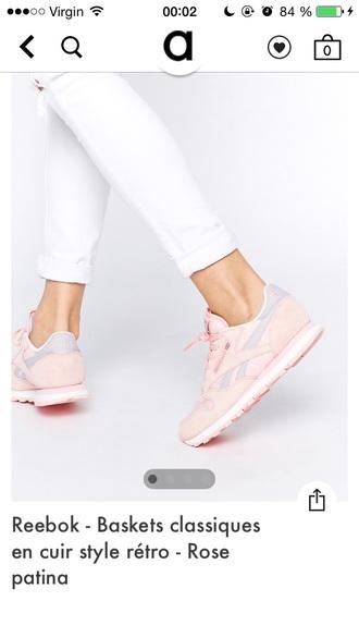 shoes reebok reebok classic reebok classics nike shoes
