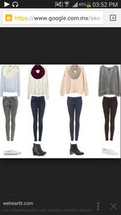 jeans,vinous
