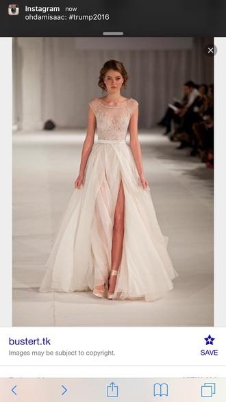 dress prom prom dress long prom dress formal dress white dress cream dress