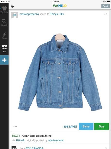 jacket denim denim jacket