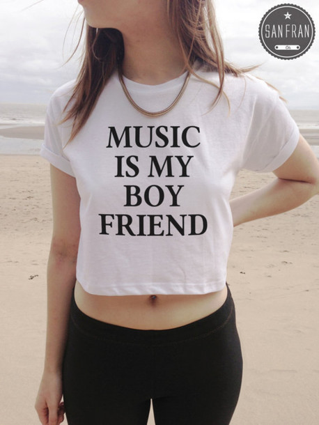 shirt music boyfriend galentines day