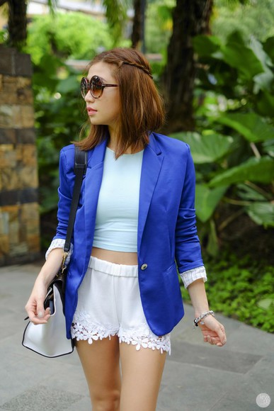 blogger sunglasses bag top kryzuy tailoring