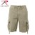 Rothco Vintage Infantry Utility Shorts - Item 2547 Khaki-Item 2552 Black- Item 2544 Olive Drab