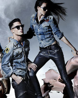 Country Selector Page - Diesel Online Store