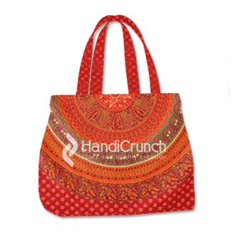 bag handbag mandala handbag hippie mandala handbag