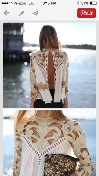 blouse shirt top