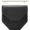 Amor/fati cross body black leather bag | moda operandi
