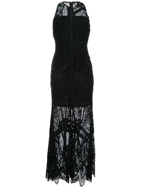 Manning Cartell dress maxi dress maxi women black