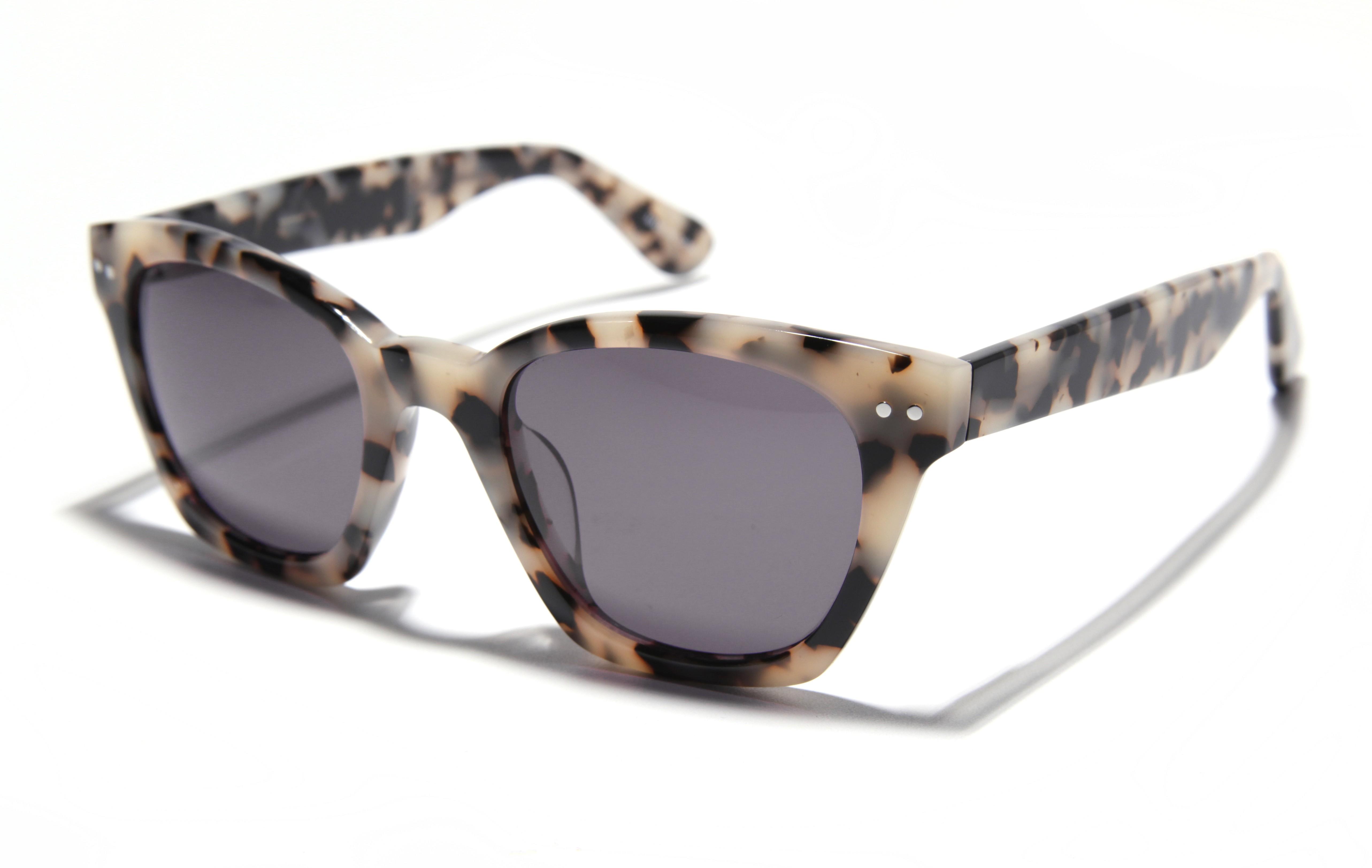Skylar White Tort - Best Selling Sunglasses - Predesigned Glasses