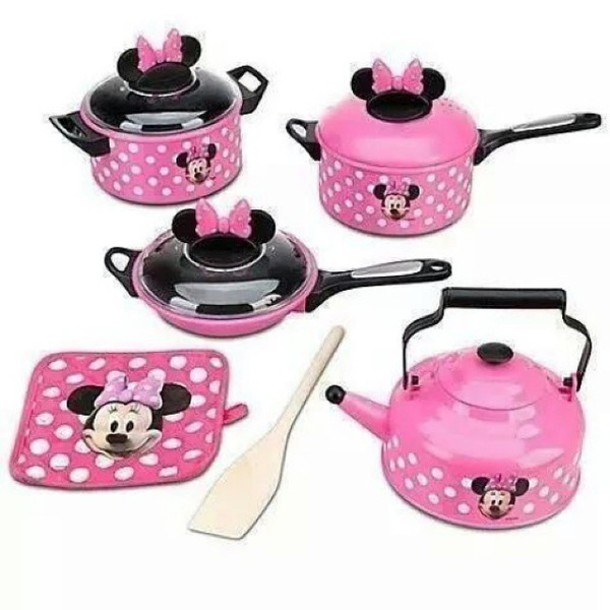 minnie mouse kitchen home accessory