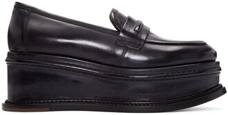 loafers leather black black leather shoes