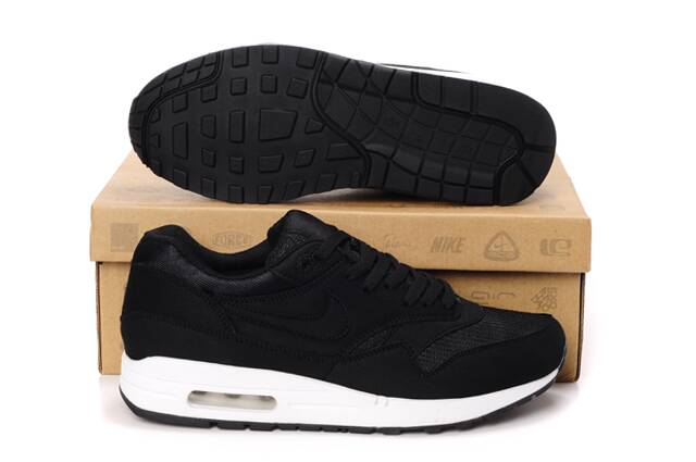 Air Max 87 Mens Shoes Black 025