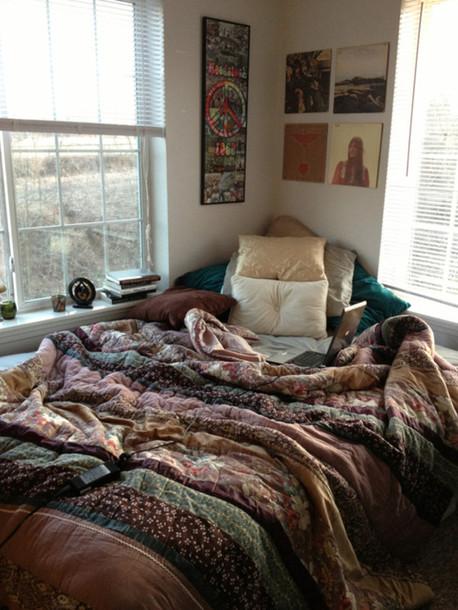 Dress Bedding Bedroom Pillow Dorm Room Tumblr Room