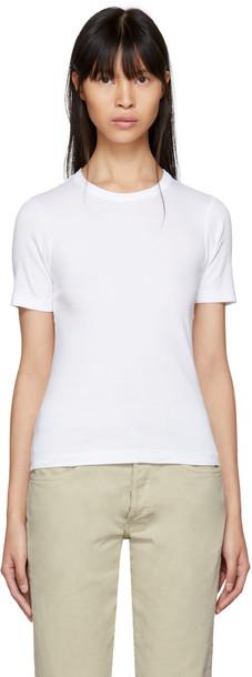 6397 t-shirt shirt t-shirt white top