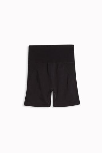 shorts knit black