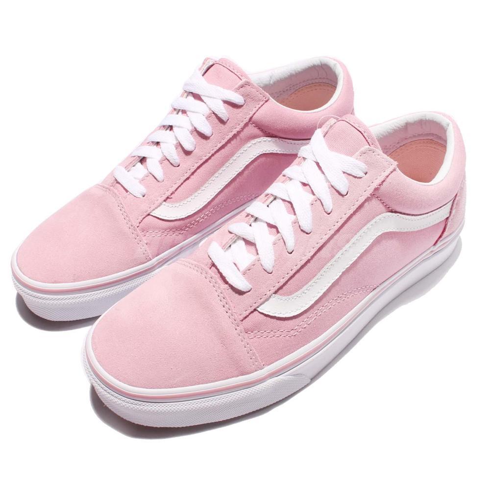 pink vans mens old skool