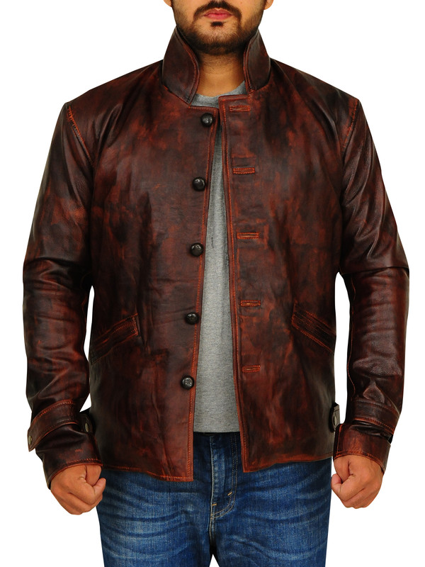 jacket leather jacket menswear menswear men trends men style fashion fashion trends fashion blogger style stylish outterwear outfit canada usa australia dark brown vintage mauvetree 36683