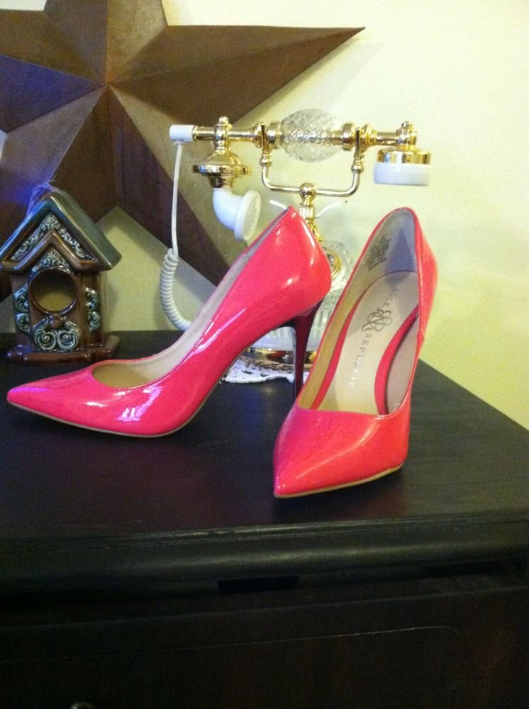 Rock Republic Hot Pink Stilletos | eBay