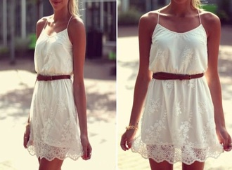 dress white lace white dress lace dress white short lace dress romantic dress boho dress boho