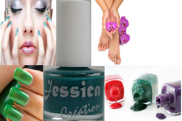 nail polish jessica b. creation