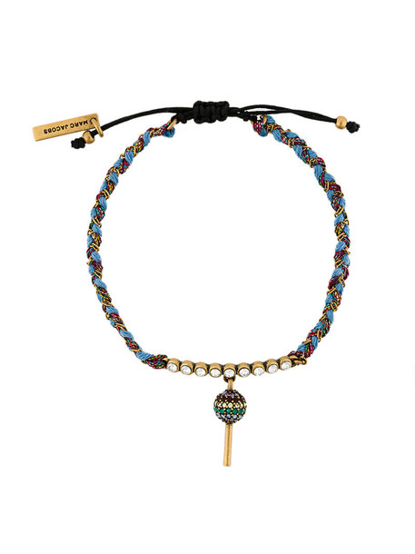 Marc Jacobs friendship bracelet women jewels