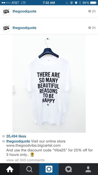 shirt instagram crewneck quote on it white sweater oversized sweater