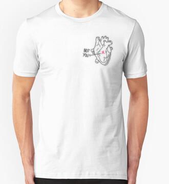 t-shirt aesthetic tumblr grunge grunge t-shirt white top white t-shirt