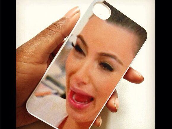 iphone case phone case crying funny funny case kim kardashian