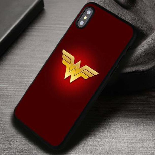 Wonder Woman Shoulder Clutch iphone case