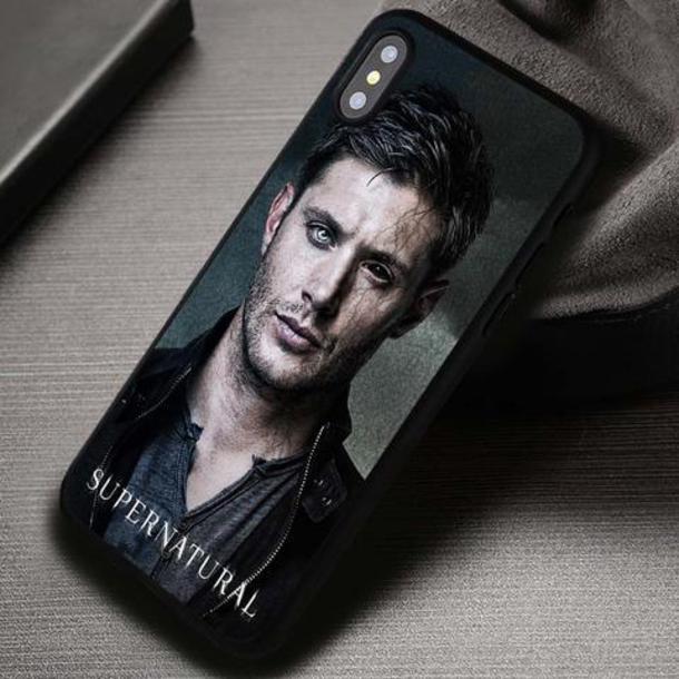 Jensen Ackles Supernatural iphone case