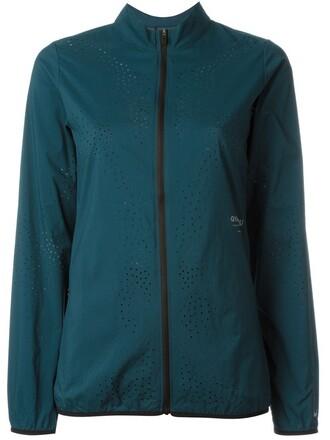 jacket light green