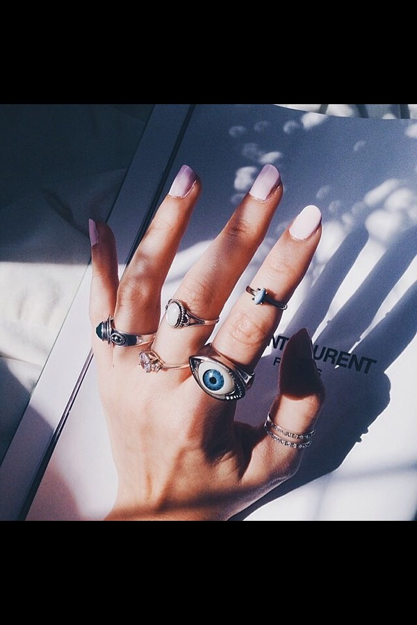 jewels eye ring