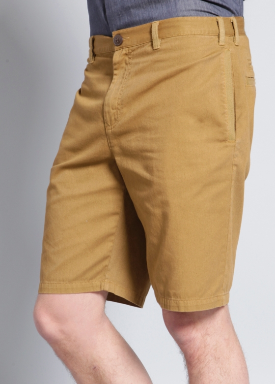 Solstice Garment Dye Short in Men Pants & Shorts at Brooklyn Industries